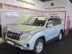 2017 Toyota Prado TX 3.0 TDi Auto Mpumalanga Emalahleni