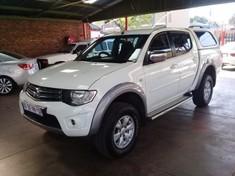 2012 Mitsubishi Triton 2.5 Di-d Pu Dc  Gauteng Alberton