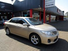 2011 Toyota Corolla 2.0 Exclusive At  Gauteng Pretoria