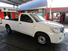 2014 Toyota Hilux 2.5 D-4d S Pu Sc  Gauteng Pretoria