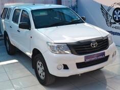 2015 Toyota Hilux 2.5d-4d Srx 4x4 Pu Dc  Gauteng Johannesburg