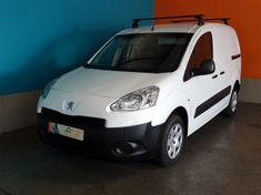 2014 Peugeot Partner 1.6 66kw Fc Pv  Mpumalanga Mpumalanga