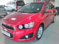 2014 Chevrolet Sonic 1.6 Ls  North West Province Potchefstroom