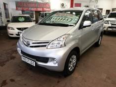 2012 Toyota Avanza Call Sam 081 707 3443 Western Cape Goodwood