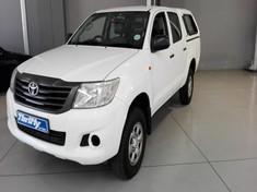 2015 Toyota Hilux 2.5d-4d Srx 4x4 Pu Dc  Gauteng Boksburg