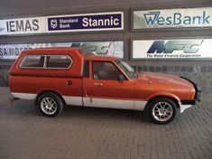 1993 Ford Cortina 1600 L SW Gauteng Vereeniging