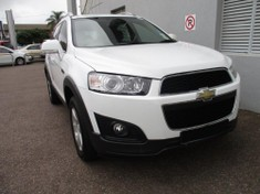 2013 Chevrolet Captiva 2.4 Lt At  Kwazulu Natal Pinetown