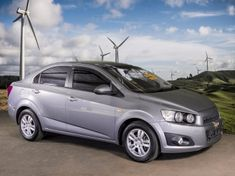 2012 Chevrolet Sonic 1.6 Ls At Gauteng Springs