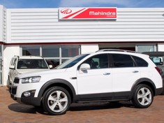 2011 Chevrolet Captiva 3.0 Ltz 4x4 At  Western Cape Western Cape