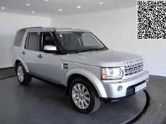 2012 Land Rover Discovery 4 3.0 Tdv6 Hse  Gauteng Pretoria