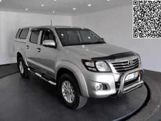 2011 Toyota Hilux 2.5 D-4d Raider Rb Pu Dc  Gauteng Pretoria