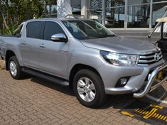 2017 Toyota Hilux 2.8 GD-6 RB Raider Double Cab Bakkie Auto Kwazulu Natal Hillcrest