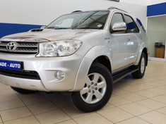 2011 Toyota Fortuner 3.0D-4D RB 4X4 Mpumalanga Nelspruit