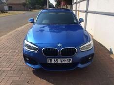 2016 BMW 1 Series 120d M Sport Line 5dr At f20  Gauteng Johannesburg