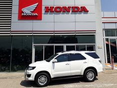 2014 Toyota Fortuner 3.0d-4d Rb At  Mpumalanga Nelspruit