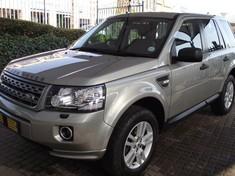 2013 Land Rover Freelander Ii 2.2 Td4 S  Gauteng Pretoria
