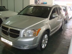 2011 Dodge Caliber 2.0 Cvt Sxt At Gauteng Johannesburg