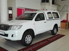 2012 Toyota Hilux 2.5 D-4d Srx 4x4 Pu Sc  Kwazulu Natal Durban