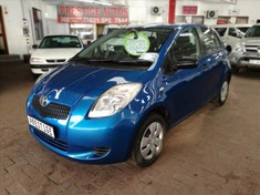 2006 Toyota Yaris Call Bibi 082 755 6298 Western Cape Goodwood