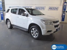 2015 Chevrolet Trailblazer 2.8 Ltz 4x4 At  Western Cape Cape Town