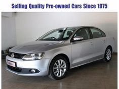 2013 Volkswagen Jetta Vi 1.4 Tsi Comfortline  Gauteng Pretoria