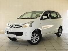 2013 Toyota Avanza 1.5 Sx  Gauteng Pretoria
