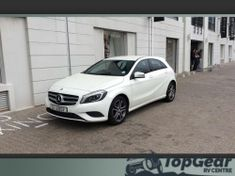 2013 Mercedes-Benz A-Class A 180 Cdi Be At  Western Cape Cape Town