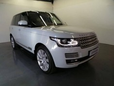2017 Land Rover Range Rover 4.4 Sd V8 Vogue Se  Gauteng Pretoria