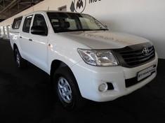 2014 Toyota Hilux 2.5d-4d Srx 4x4 Pu Dc  Gauteng Pretoria