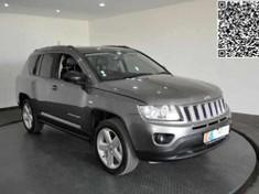 2013 Jeep Compass 2.0 Cvt Ltd  Gauteng Pretoria