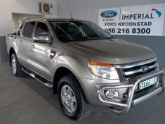 2015 Ford Ranger 3.2tdci Xlt 4x4 At Pu Dc  Free State Kroonstad