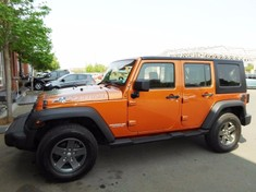2010 Jeep Wrangler 3.8 Unltd Sahara At Mountain Gauteng Centurion