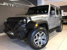 2012 Jeep Wrangler Unltd Rubicon 3.6l V6 At  Gauteng Four Ways