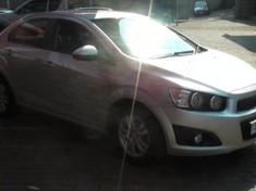 2014 Chevrolet Sonic 1.4 Ls  Gauteng Sandton