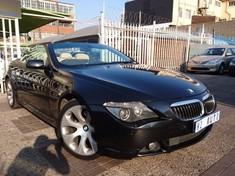 2005 BMW 6 Series 645ci Convertible At e64 Gauteng Johannesburg