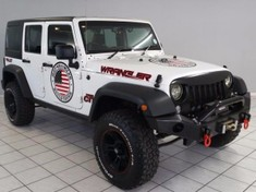 2013 Jeep Wrangler Unltd Rubicon 3.6l V6 At  Gauteng Hatfield