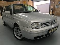 1999 Volkswagen Golf 2.0 cabriolet m Free State Villiers