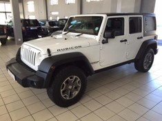 2014 Jeep Wrangler Unltd Rubicon 3.6l V6 At  Western Cape Wynberg