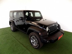 2014 Jeep Wrangler Unltd Rubicon 3.6l V6 At  Gauteng Pretoria
