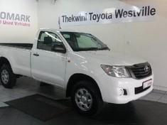 2015 Toyota Hilux 2.5 D-4d Srx Rb Pu Sc  Kwazulu Natal Westville