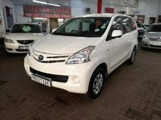2013 Toyota Avanza Call Sam 081 707 3443 Western Cape Goodwood