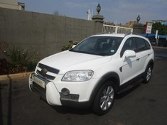 2007 Chevrolet Captiva 3.2 Ltz 4x4 At  Gauteng Bryanston