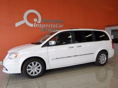 2013 Chrysler Grand Voyager 2.8 CRD  At Limited Gauteng Centurion