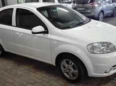 2015 Chevrolet Aveo 1.6 Ls At  Western Cape Cape Town
