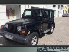 2003 Jeep Wrangler Sahara 4.0  Western Cape Cape Town