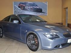 2007 BMW 6 Series 650i Coupe e63  Free State Bloemfontein