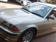 2001 BMW 3 Series 318i At e46 Gauteng Pretoria