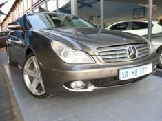 2006 Mercedes-Benz CLS-Class Cls 500  Gauteng Randburg
