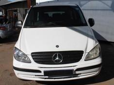 2008 Mercedes-Benz Vito 115 2.2 Cdi Crew Bus  Gauteng Pretoria