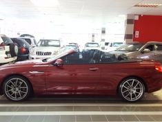 2011 BMW 6 Series 650i Convert At f12  Kwazulu Natal Durban